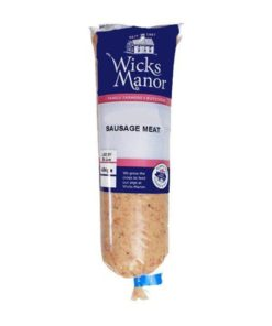 Traditional Old English Sausage Meat