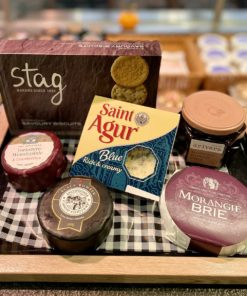 Bevan's Xmas Cheese & Pickle Selection