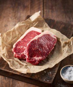 30 Day Dry Aged Sirloin Steak